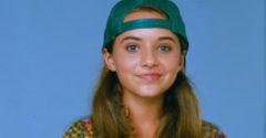 A színésznő, aki Al Lambertet játszotta az Egyről a kettőre sorozatban, most ünnepelte a kerek 40. szülinapját