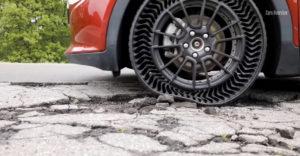 A Michelin gumiabroncsa, amellyel lehetetlen defektet kapni