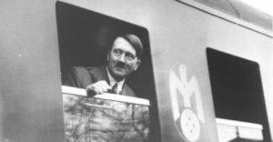 A Führer mobil központja. Így nézett ki Hitler vonata kívül és belül