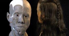 9000 évvel ezelőtt élt tinédzser arcát rekonstruálta egy nemzetközi kutatócsoport