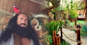 35 000 fontos paradicsomot épített a feleségének az udvaron. Kárpótolni akarta őt a kirándulásért, ahová nem mehetnek el