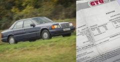 Vajon mennyibe kerülne 1 millió km-t megtenni egy autóval? A Mercedes tulaja megőrizte a számlákat.