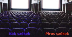 Miért vannak vörös székek a mozikban és miért csütörtökönként vannak a filmbemutatók? Néhány érdekesség a mozikról