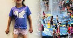 A dühös anya a neten ontja a mérgét kislánya miatt, akit öltözéke miatt dobtak ki egy vízi parkból.