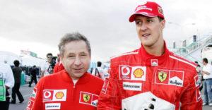 Jean Todt, Michael Schumacher egyik közeli barátja elárulta, hogy a legendás F1-es pilóta állapota javul