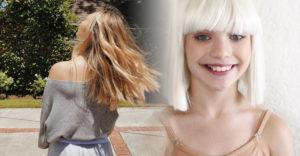 Felismered a fotón szereplő táncosnőt a fehér paróka nélkül is? Sia nagyon dicséri Maddie-t.