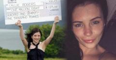 2003-ban 1,8 millió fontot nyert az akkor még csak 16 éves diáklány. Milyen az éle most?