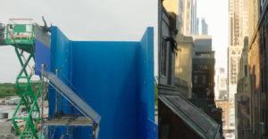 Hogyan nézett ki a John Wick 3 tetőről lezuhanós jelentének forgatása? Keanu Reeves szenzációsan végezte el a feladatot