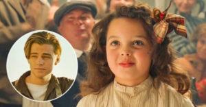 Emlékeztek még a kislányra, aki DiCaprioval táncolt a Titanicban? Ma így megy a sorsa.