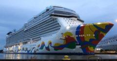Vízre bocsájtottak egy új, attrakciókkal telezsúfolt kirándulóhajót. A fedélzetén levő versenypályájával tűnik ki