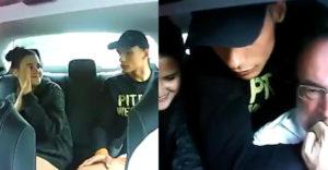 A taxiból egyenesen a börtönbe. Ezek a 17 éves tinik az alaposan elbaltázott élet iskolapéldája