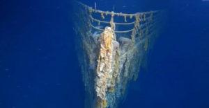 A legújabb felvételek alapján rossz állapotban van a Titanic roncsa. Valószínűleg 2030-ra szép lassan eltűnik.