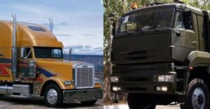 Miért van az amerikai kamionoknak hosszú motorházteteje? Egyszerű a magyarázat