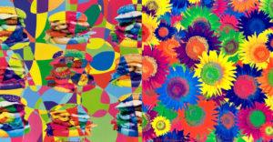 Egy újabb Andy Warhol? A szlovák művész nem csak a műveivel hívja fel magára a figyelmet, hanem a kocsijával is