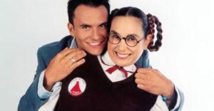 Az Édes dundi Valentina sorozat szereplői 17 év után. A főszereplő közelít az 50-hez, de csodásan néz ki