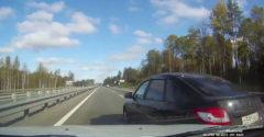 Baleset 170 km/h sebességnél orosz módra (Lada vs. Lada)