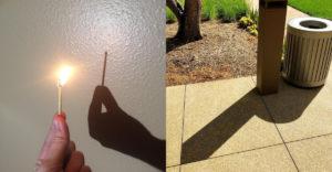 Olyan esetek, amikor az árnyék tökéletesen átveri az agyunkat
