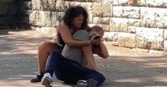 Védekezett, ahogyan csak tudott. Nem akarta a barátnőjének feloldani a mobilját, ezért a nő a Face ID-t használta
