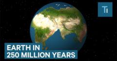 Hogyan fog kinézni a Föld 250 millió év múlva? A földrészek a mai formában nem fognak létezni