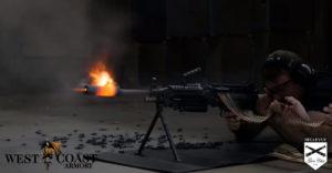 Így olvad meg a golyószóró, ha 700 golyót lőnek ki belőle megállás nélkül