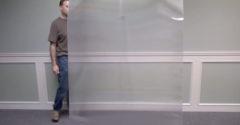 Valósággá válhat Harry Potter láthatatlanná tevő köpenye. A tudósok egy hasonló tulajdonságú anyagot fedeztek fel