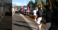 Mihez kezdesz, ha az orrod előtt megy el a vonat
