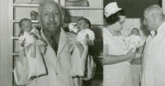 Az áldoktor attrakcióként használta a koraszülött babákat. Több, mint 6500 életet mentett meg