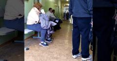 NEM hagyományos gyógymód egy orosz kórházban. Nálunk végülis jobb a helyzet