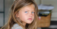 Őt tartották a világ legszebb kislányának, nézd meg hogy néz ki napjainkban