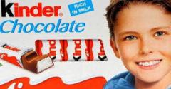 Hogyan néznek ki a Kinder csokik csomagolásán látható fiúk ? Szimpatikus férfiak lettek belőlük