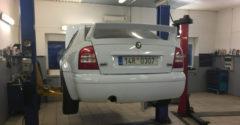 Csehországban eladásra kínálnak egy különleges Škoda Octavia WRC-t 116 500€-ért