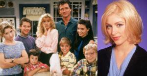 Az okoska Dana több év után most szerepel közös fotón AL-vel, sorozatbeli nővérével  AL-vel és apjával Frankkel