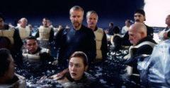 A kulisszák mögötti fényképek alapján a Titanic forgatása jó buli volt