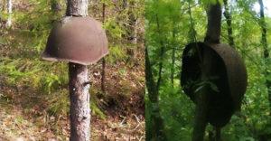 A II. világháború nyoma avagy a természet ereje?