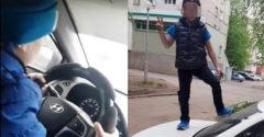 Az anyuka 130 km/h sebességnél engedte a 6 éves fiát vezetni. Azt üzeni, hogy nem bánta meg