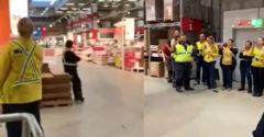 Amikor az Ikea új ajánlattól megőrülnek az emberek