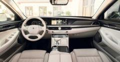 A koreaiak bemutatták az új büszkeségüket. Lehet, hogy ez lesz az S osztályú Mercedes konkurenciája a Hyundaitól?