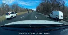 Néhány másodperc alatt a vadiúj SUV-ból kabrioletet csinált