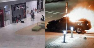 Pozsonyban 500 000 € értékben raboltak ékszert a rablók. A biztonsági kamerák jól szervezett és gyors akciót rögzítettek