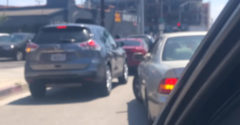 A legjobb módja a sávváltásnak a közlekedési dugóban