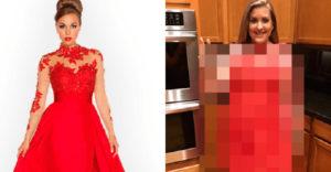 8 internetről rendelt ruha, ami nem úgy áll a vásárlón mint a modellen