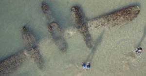14 furcsa dolog, amire a vízparton sétálgatva bukkantak az emberek