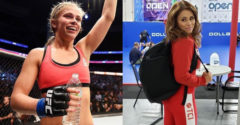 A szakértők összeállították a világ legszebb női MMA harcosainak listáját. Övék az első három hely.