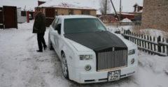 Szeretnél egy Rolls-Royce-t, és nincs rá pénzed? Akkor építs egyet magadnak