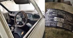 A BMW évekig kereste a legelső M modelt. Katasztrofális állapotban volt, de most vadonatújnak néz ki