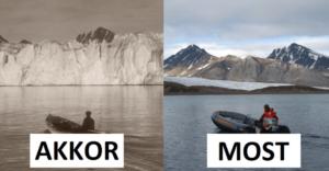 7 fotó, ami megmutatja, hogy 100 év alatt mennyit változtak a gleccserek