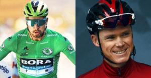 A legnagyobb sztár-kerékpárversenyzők bevétele 2019-ben