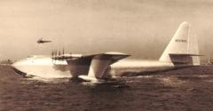 72 éve szállt fel először és utoljára is minden idők legnagyobb repülőgépe. Azóta sem épült nagyobb repülőgép