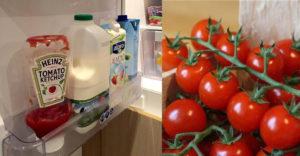 Melyik élelmiszert nem kellene a hűtőben tárolni, mi mégis azt csináljuk? Azokat is károsítjuk, meg magunkat is