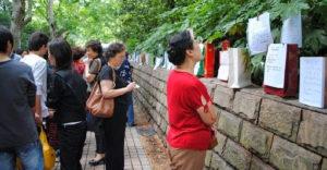 Hallottál már házasságpiacról? Pedig Shanghaiban ilyen is van